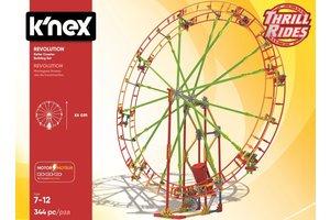 "K'nex K'Nex ""Revolution Ferris Wheel"" Building Set - 344stuks"
