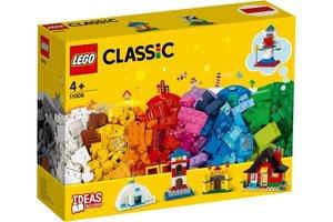 LEGO LEGO Classic Stenen en huizen - 11008