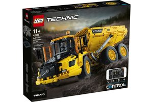 LEGO LEGO Technic - Volvo 6x6 Truck met kieptrailer