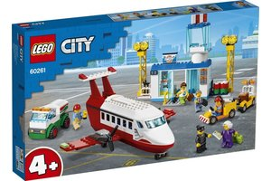 LEGO LEGO City Centrale luchthaven