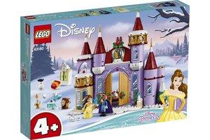 LEGO LEGO Disney Princess Belle's kasteel winterfeest