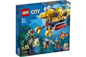 LEGO LEGO City - Oceaan Verkenningsduikboot - 60264