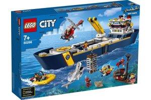 LEGO LEGO City Oceaan Onderzoekschip - 60266