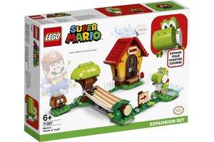 LEGO LEGO Super Mario - Uitbreidingsset Mario's huis & Yoshi
