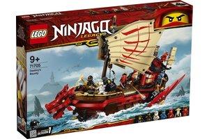 LEGO LEGO Ninjago Destiny's Bounty