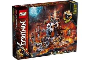 LEGO LEGO Ninjago Skull Sorcerer's Kerkers