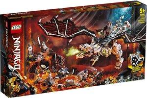 LEGO LEGO Ninjago Skull Sorcerer's Draak