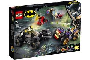 LEGO LEGO DC Batman - Joker's trike achtervolging