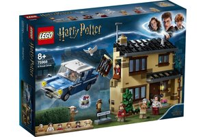LEGO LEGO Harry Potter - Ligusterlaan 4 -75968