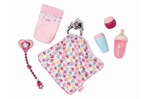 Zapf Creation BABY Born - Accessoires set (voeding)