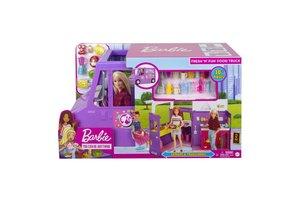 Barbie Barbie food truck