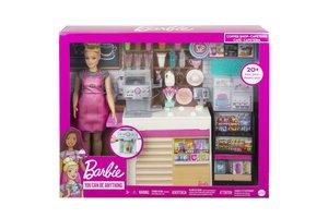 Barbie Barbie Coffee Shop