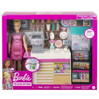Barbie Barbie Coffee Shop