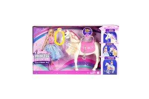 Barbie Barbie modern princess adventure Prance en Shimmer