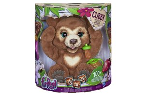 FurReal Friends FurReal Friends - Cubby The Curious Bear