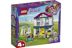 LEGO LEGO Friends Stephanie's Huis