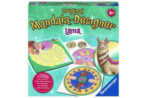 Ravensburger Mandala Designer - Lama (midi)