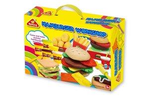 Hamburger Workshop (plasticine)