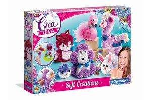 Clementoni Crea Idea - Soft Creations