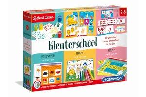 Clementoni Spelend Leren - Kleuterschool (3-6jaar)