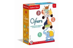 Clementoni Spelend Leren - Getallenspel (3+)