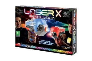 Laser X Double Set Revolution Blaster