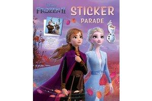 Deltas Disney Frozen 2 - Sticker Parade