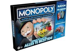 Hasbro Monopoly super elektronisch bankieren