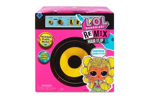 L.O.L. Surprise L.O.L. Surprise! Remix Hairflip Tots