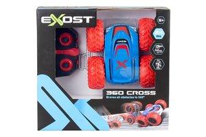Silverlit Exost R/C 360 Cross II - rood/blauw