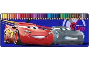 Disney Cars 3 - Mega kleurdoos 50stuks