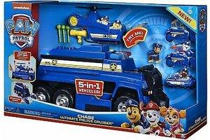 Spin Master Paw Patrol - Ultieme Politie Cruiser