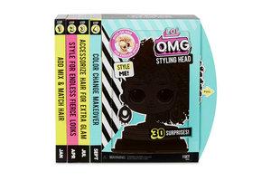 MGA Entertainment L.O.L. Surprise! O.M.G. Styling Head AA-Royal Bee