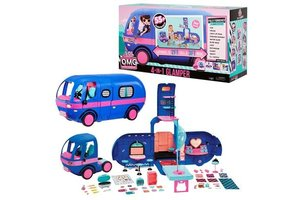 MGA Entertainment L.O.L. Surprise! O.M.G. 4-in-1 Glamper