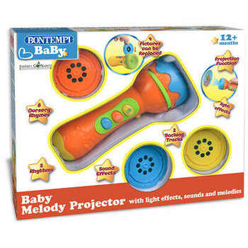 Baby Melody Projector