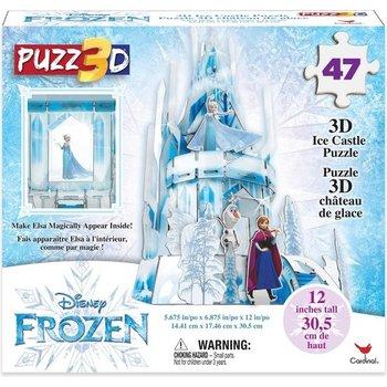 3D Puzzel (47stuks) Disney Frozen 2 - Ice Palace