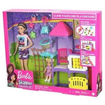 Mattel Barbie Skipper Babysitters Playground