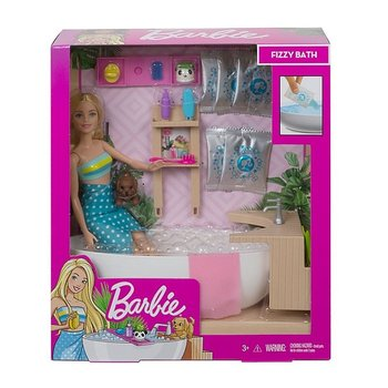 Mattel Barbie Fizzy Bath Playset