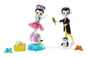 Mattel Enchantimals - Darling Ice Dancers