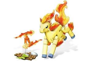 Mattel Pokémon Power Pack - Ponyta