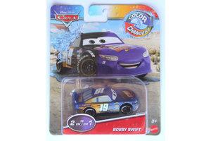 Mattel Disney Cars Color Changers - Bobby Swift