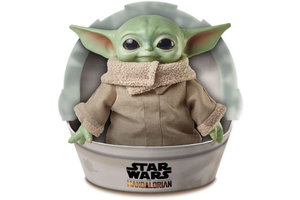 Mattel Star Wars The Mandalorian The Child Baby Yoda - 28cm