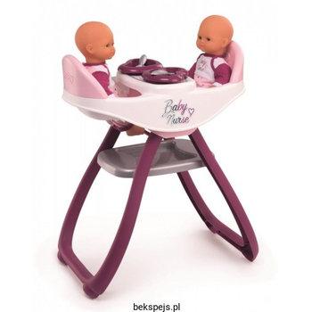 Baby Nurse - Tweeling kinderstoel voor poppen 2-in-1