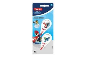 "Bic BIC Tipp-Ex Mini Pocket Mouse ""MarioKart"" - 2stuks"