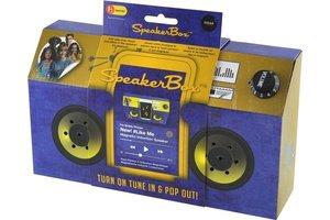Didak Play #LikeMe - Muy Pop Speakerbox (oplaadbaar)