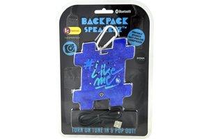 Didak Play #LikeMe - Muy Pop Backpack Speaker (blauw)