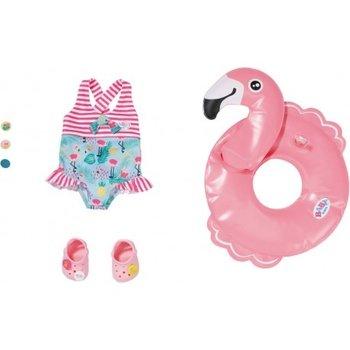 Zapf BABY Born - Holiday Swim Fun Set 43cm