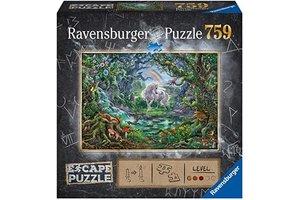 Ravensburger Puzzel (759stuks) - Escape 9 - Unicorn