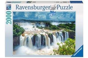 Ravensburger Puzzel (2000stuks) - Waterval van Iguazu