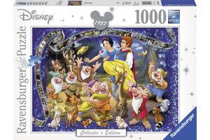 Ravensburger Puzzel (1000stuks) - Disney Sneeuwwitje
